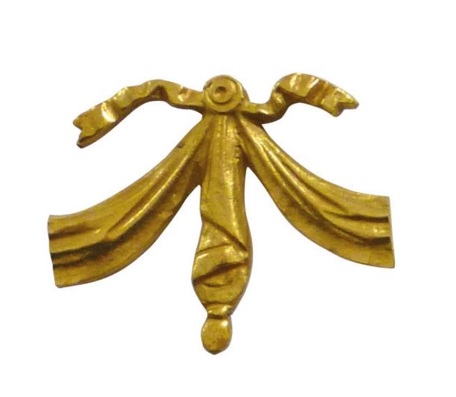 Bronze doré au nitrate 24 carats