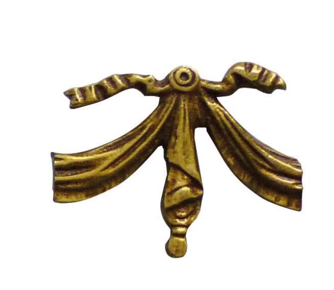 Bronze doré au nitrate 24 carats, patine antiquaire