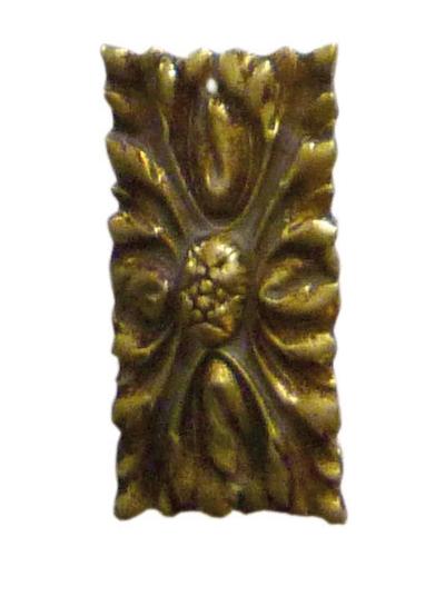 Bronze patiné, patine très antiquaire